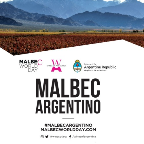 Malbecweek in Nederland van 14 tot 21 november
